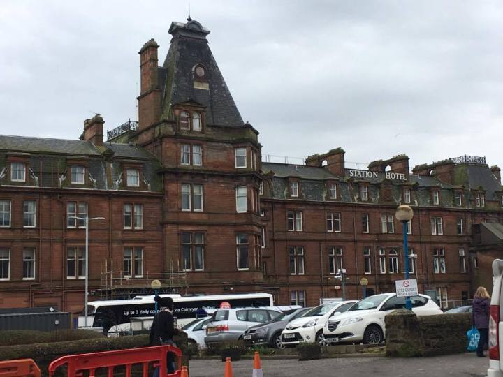 Station Hotel Ayr For Sale