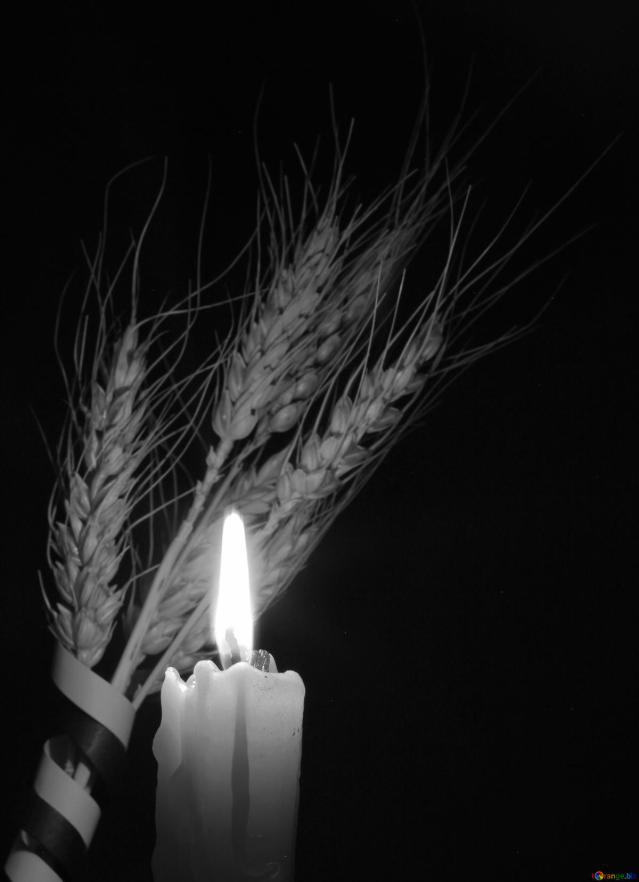 black-white-funeral-candle-77648